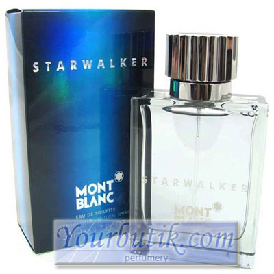 Mont Blanc Star Walker For Men EDT 75ml