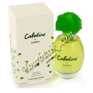 Gres Cabotine Women<BR>Eau De Toilette 100ml