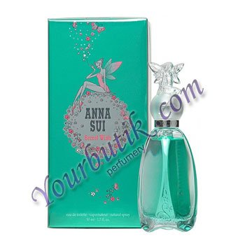 Anna Sui Secret Wish Women EDT 75ml