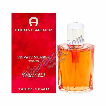 Etienne Aigner Private Number Women EDT 1