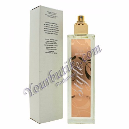 Elizabeth Arden 5th Avenue Style For Women Tester EDP 125ml