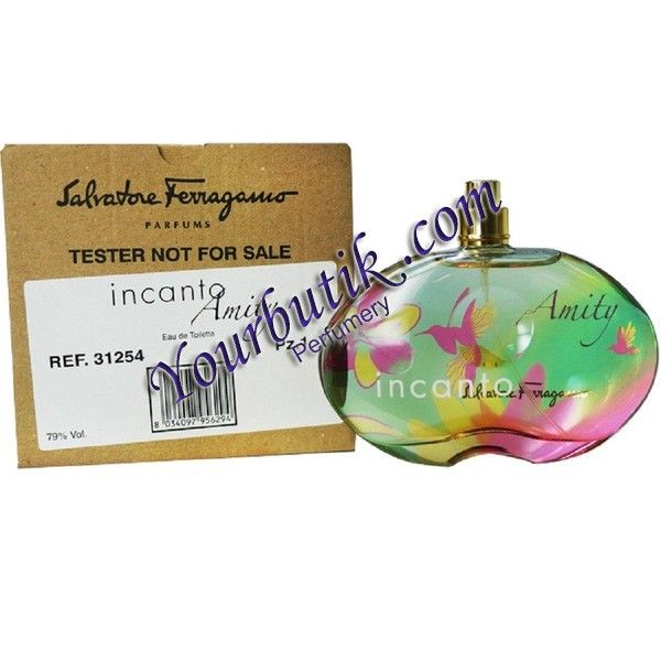 Salvatore Ferragamo Incanto Amity Women Tester EDT 100ml