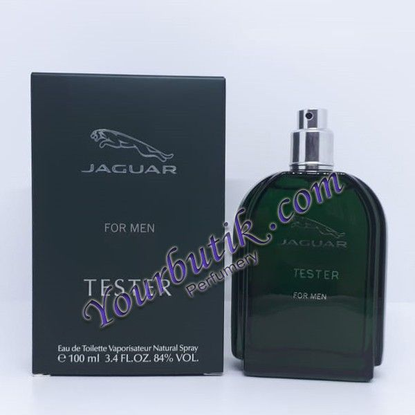Jaguar Green For Men Tester EDT 100ml