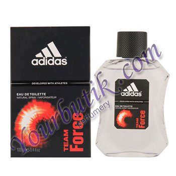 Adidas Team Force Men<BR> EDT 100ml