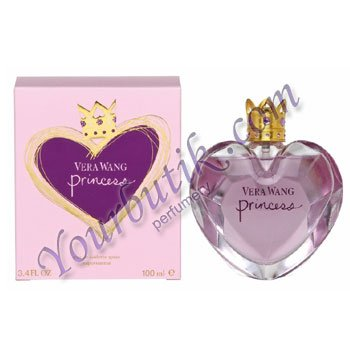 Vera Wang Princess for Women <BR> Eau De Toilette 100ml